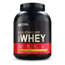 Протеин Optimum Nutrition 100% Whey protein Gold Standart 5lb 2270 гр